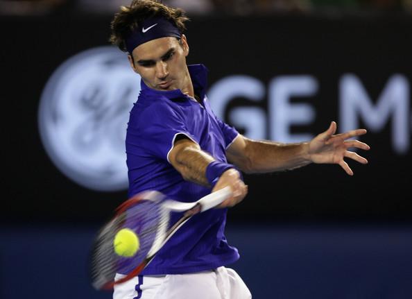 Roger Federer CRUSHING