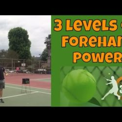 forehand power