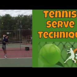 Serve Technique