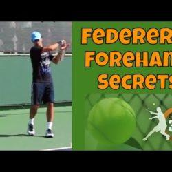 Federer's Forehand